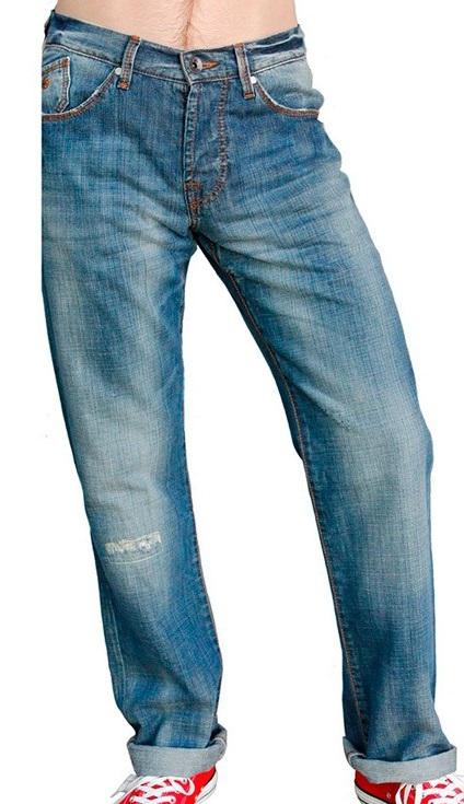 ENERGIE оригинални мъжки дънки - 0702-133