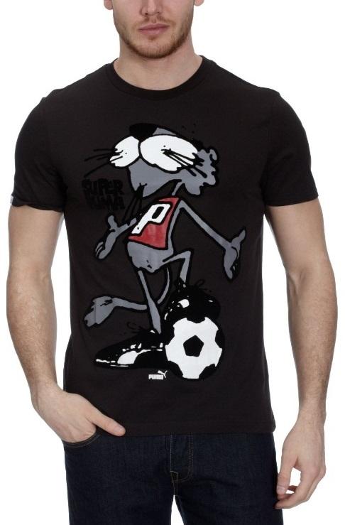 PUMA оригинална мъжка тениска - 0702-109