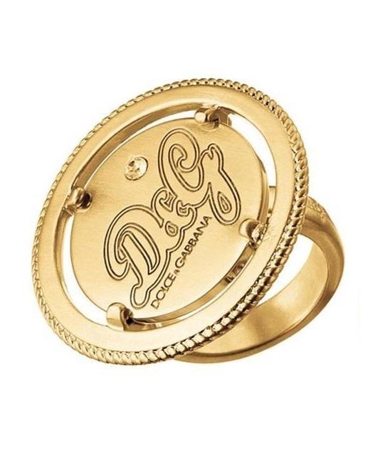 D&G DOLCE&GABBANA оригинален дамски пръстен - 0702-261