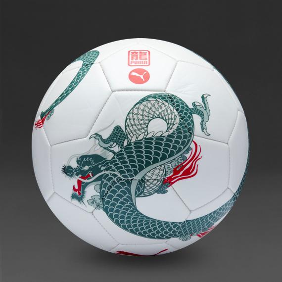PUMA EVOSPEED DRAGON оригинална футболна топка - 0702-682