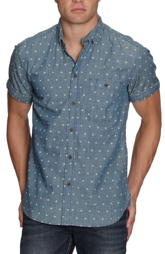 JACK&JONES оригинална мъжка риза - 0702-106