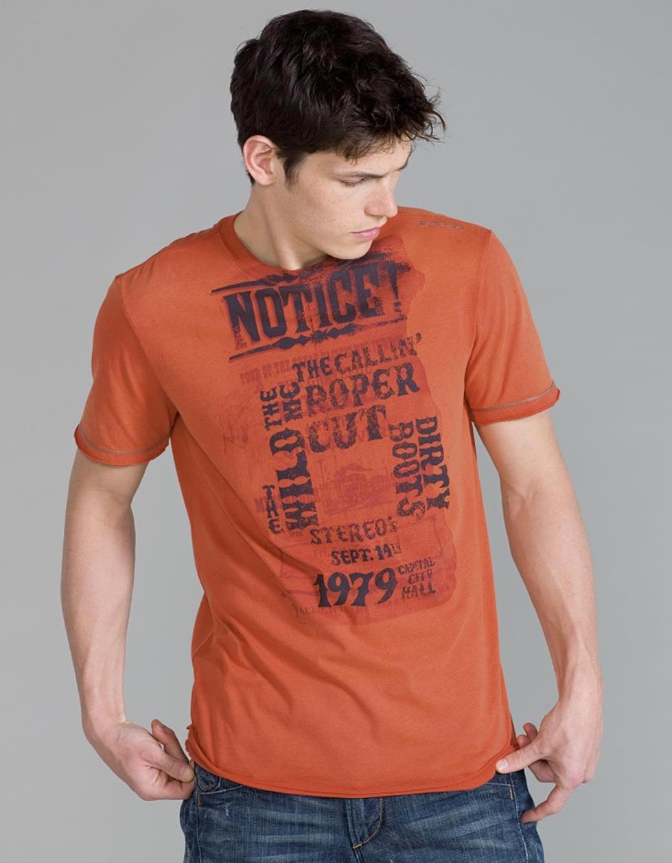 ENERGIE оригинална мъжка тениска - 0702-113